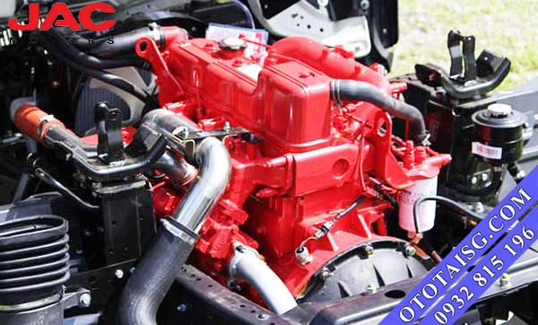Động cơ xe tải 5 tấn Jac mạnh mẽ vượt trội, bền bỉ-ototaisg.com