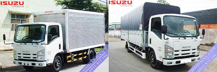 Xe tải ISUZU NMR85H 1.9 tấn nhập khẩu nguyên chiếc có giá thành thấp tại Ô TÔ TẢI SÀI GÒN-ototaisg.com