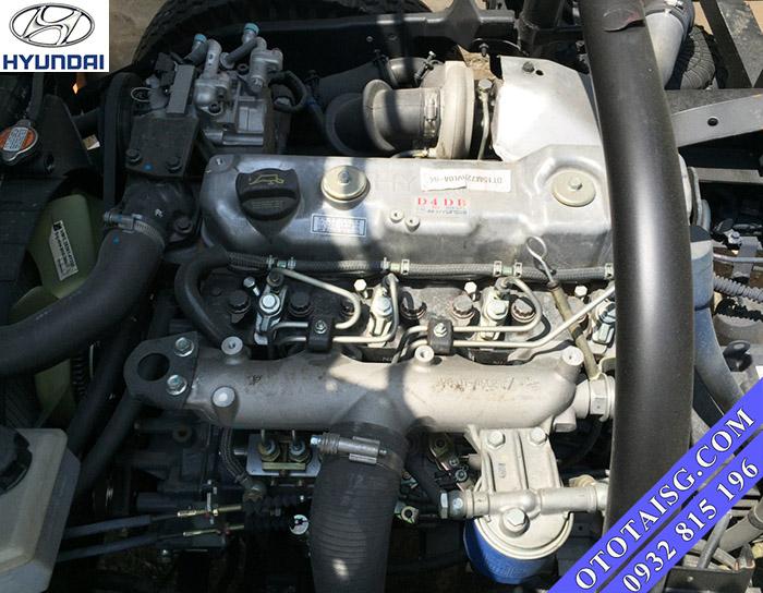 Động cơ Hyundai D4DB ga cơ của dòng xe ben Hyundai HD99 nhập khẩu Hàn Quốc-ototaisg.com