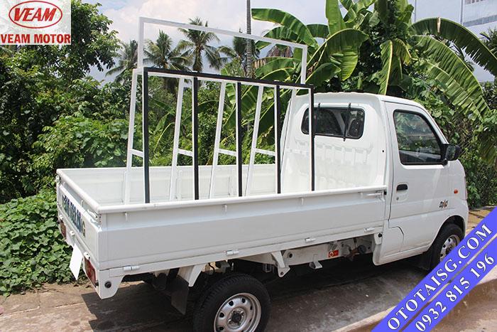 Xe chở kính đóng trên nền xe tải nhỏ Veam Star giá rẻ tại ototaisg.com