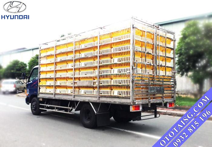 Các loại thùng xe tải chuyên dùng đóng tại Ô TÔ TẢI SÀI GÒN đều được bảo hành dài hạn-ototaisg.com