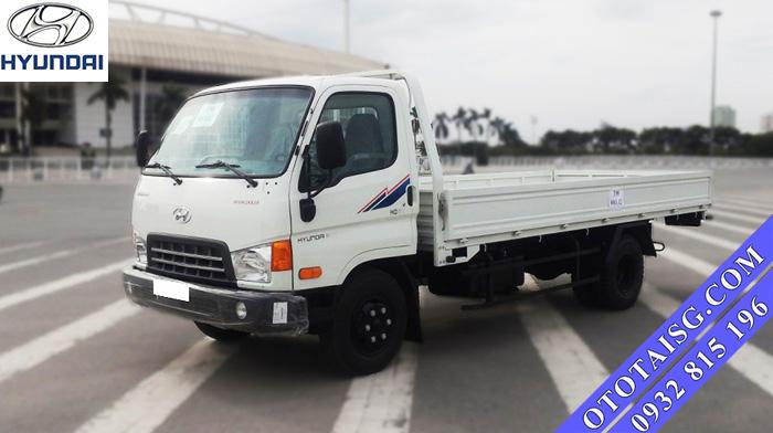 Xe tải Hyundai HD99 thùng lửng chuyên đóng thùng chuyên dùng giá tốt như Xe chở kính, Xe bửng nâng, Xe cánh dơi, Xe chở giá súc-ototaisg.com